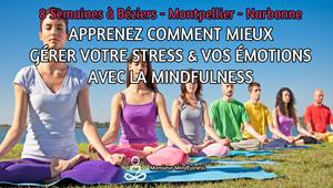 Programmes de pleine conscience (8 semaines)
