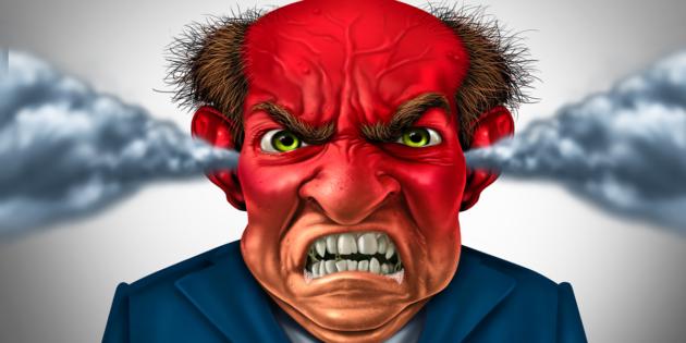 colère et pleine conscience